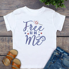 Free to Be Me JUL-008