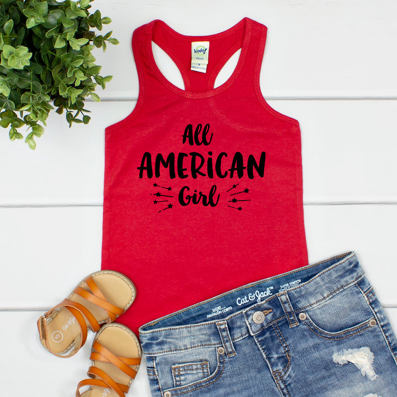 All American Girl JUL-011