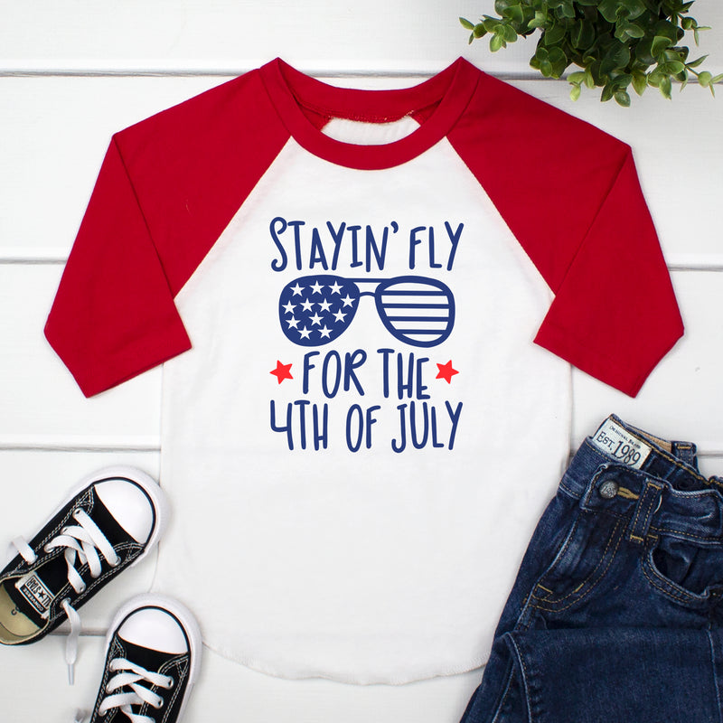 Stayin Fly For The Fourth Of July JUL-052