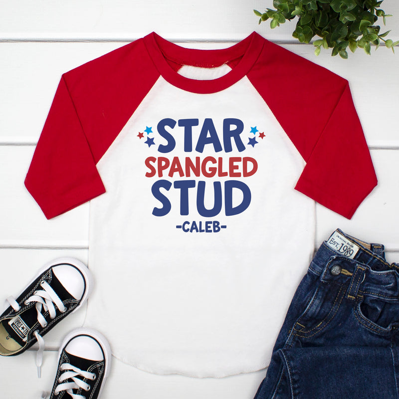 Star Spangled Stud JUL-001