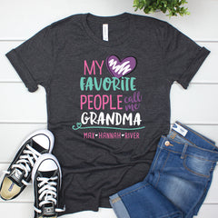 My Favorite People Call Me Grandma MOM-009