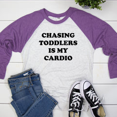 Chasing Toddlers Is My Cardio MOM-061