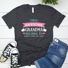 This Awesome Grandma MOM-063