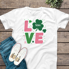 St. Patrick's Day Love Shirt PAT-023