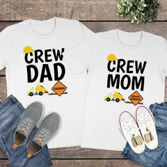 Crew Dad & Crew Mom BIR-062/063