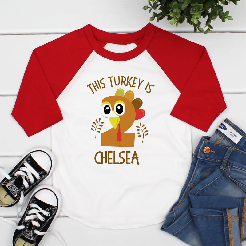 This Turkey Is Two Birthday THA-027
