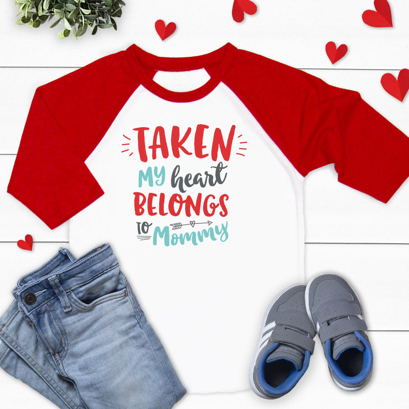 Taken My Heart Belongs to Mommy VAL-004