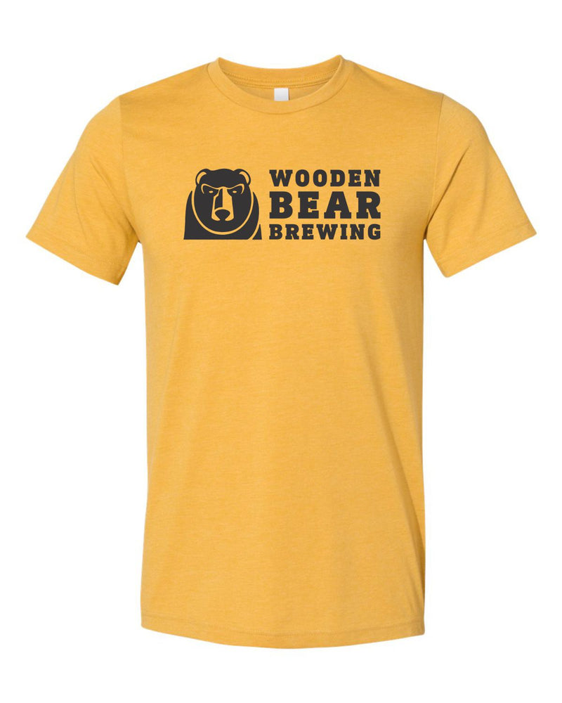 Heather Mustard Short Sleeve