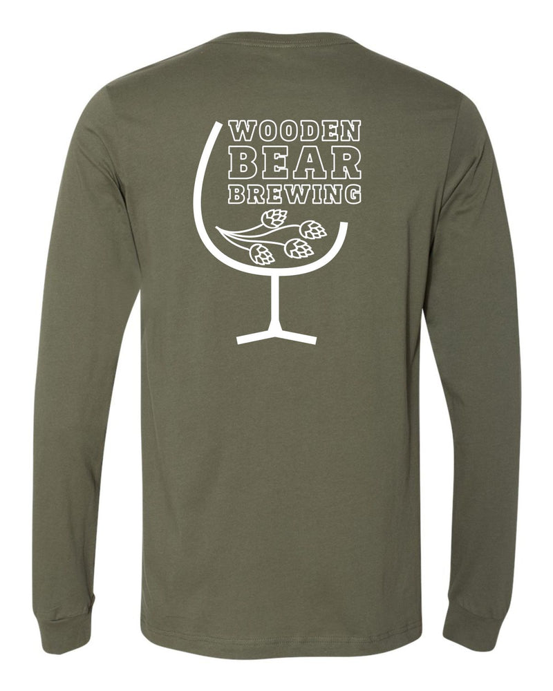 Military Green Long Sleeve