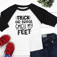 Trick or Treat Smell My Feet HAL-035