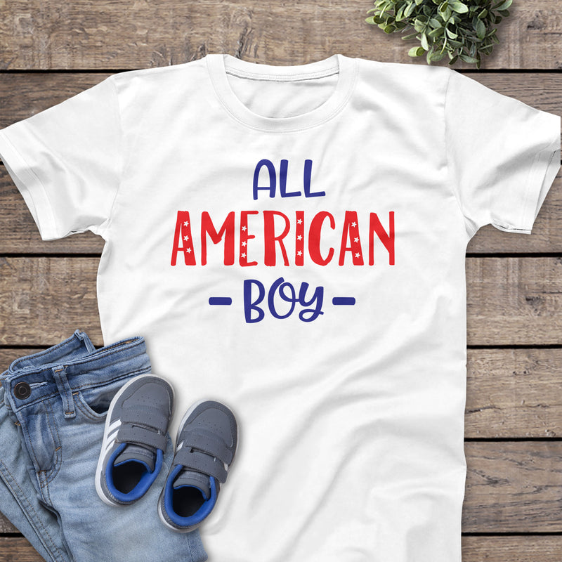 All American Boy JUL-036