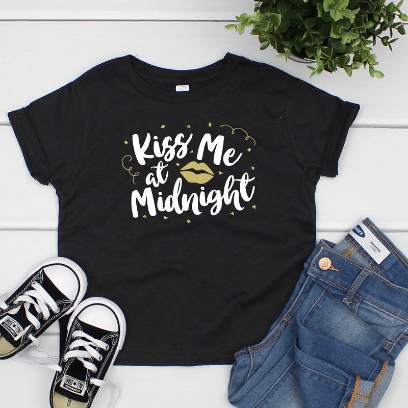 Kiss Me at Midnight Tshirt