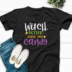 Witch Better Have My Candy HAL-017