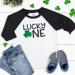 St. Patrick's Day Lucky One Shirt PAT-037