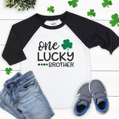 St. Patrick's Day One Lucky Brother Shirt PAT-054