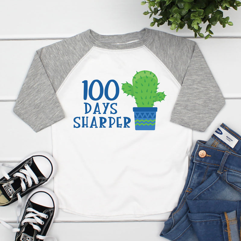100 Days Sharper Raglan HUN-013