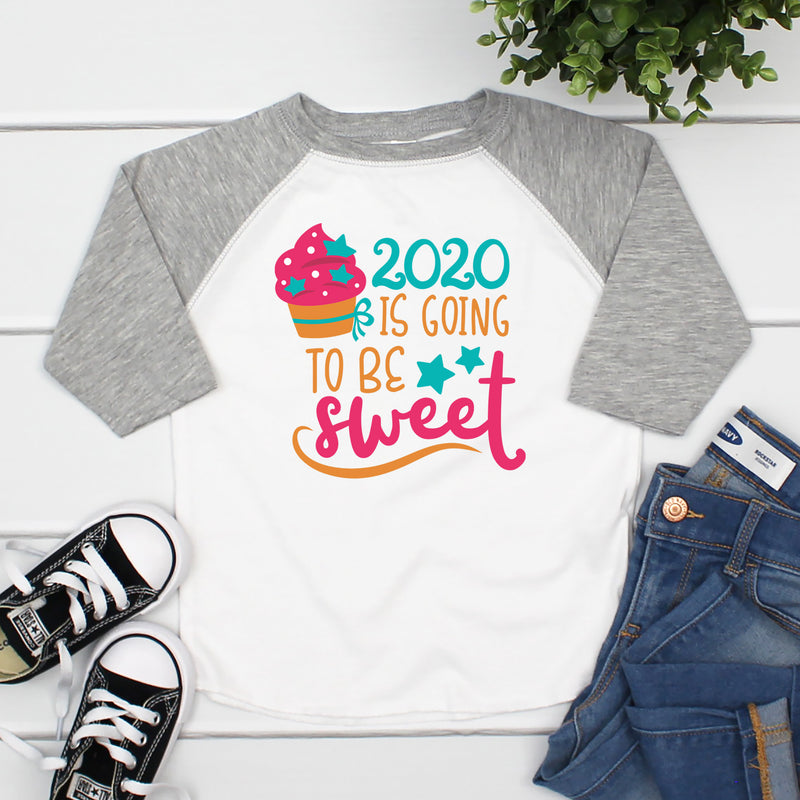 2020 is Going to be Sweet Raglan
