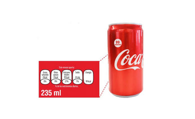 Coca Cola Regular 235 ml