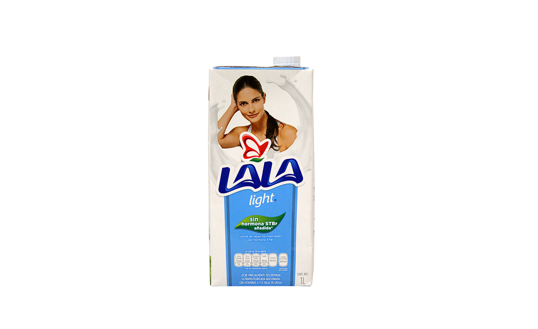 Uht Light Slim C/ Tapa Lala 1.0 - Lt