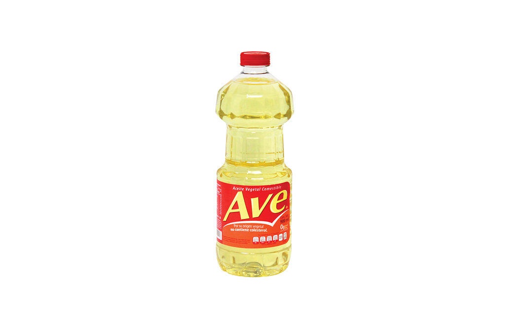 Aceite Vegetal Ave 900.0 - Ml