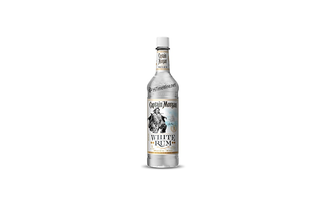 Captain Morgan White Ron 750ml.