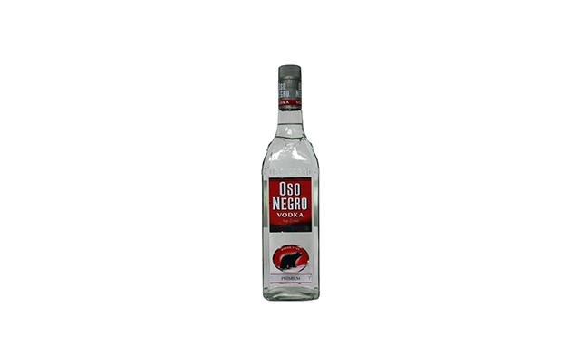 Oso Negro Vodka 1lt.