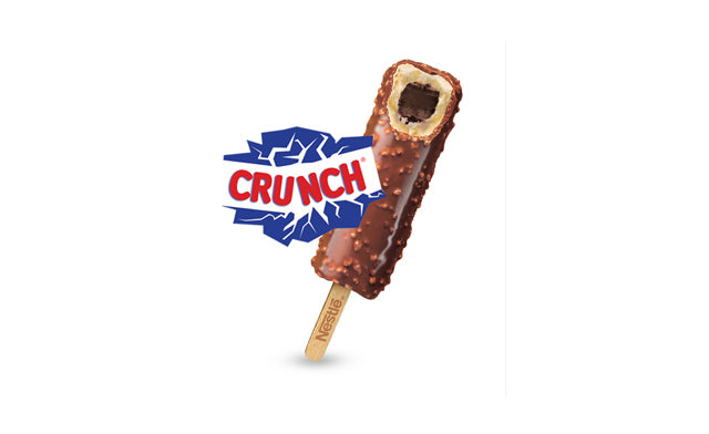 Crunch Paleta Crema Rellena 80ml.