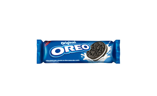 Oreo Galletas Rollo Original 126gr