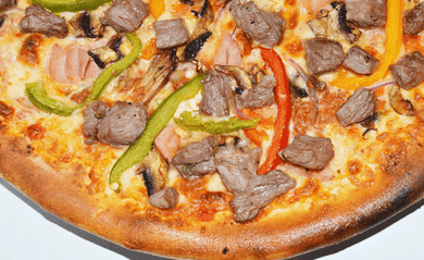 Pizza Arrachera