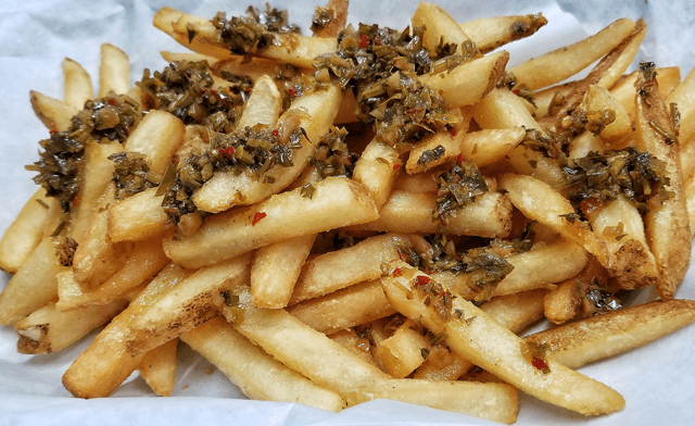 Chimichurri Fries
