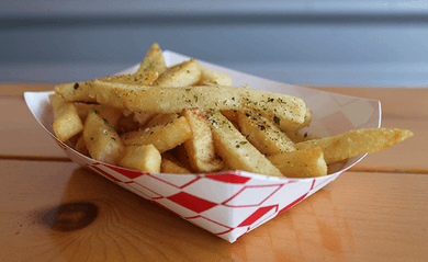 Sesame Fries