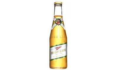 Miller High Life (Botella)