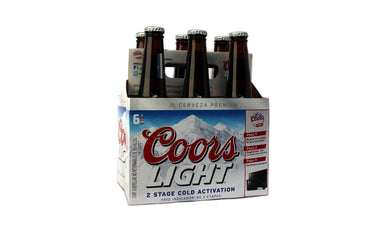 Coors Light Six Pack