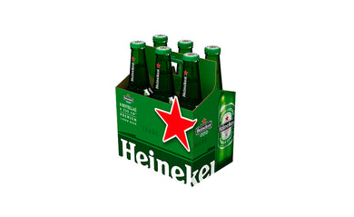 Heineken Six Pack 250ml.