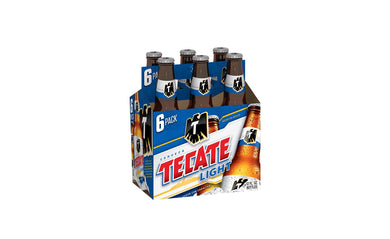 Tecate Light Six Pack