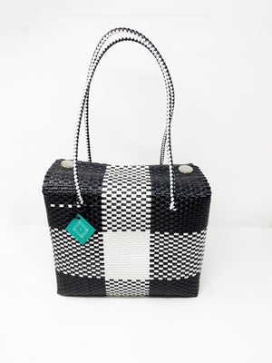 Mexican Handwoven Plastic Bag