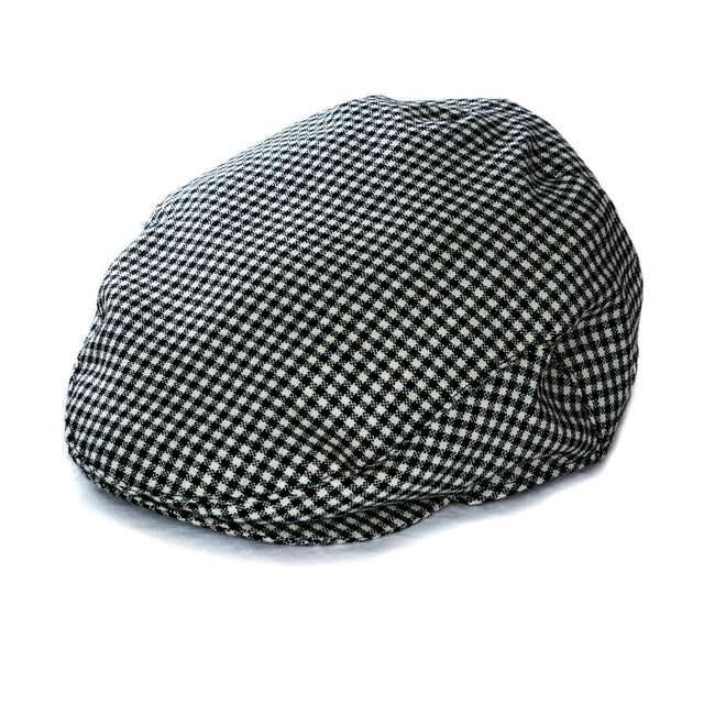 Traditional Fitted Flat Cap