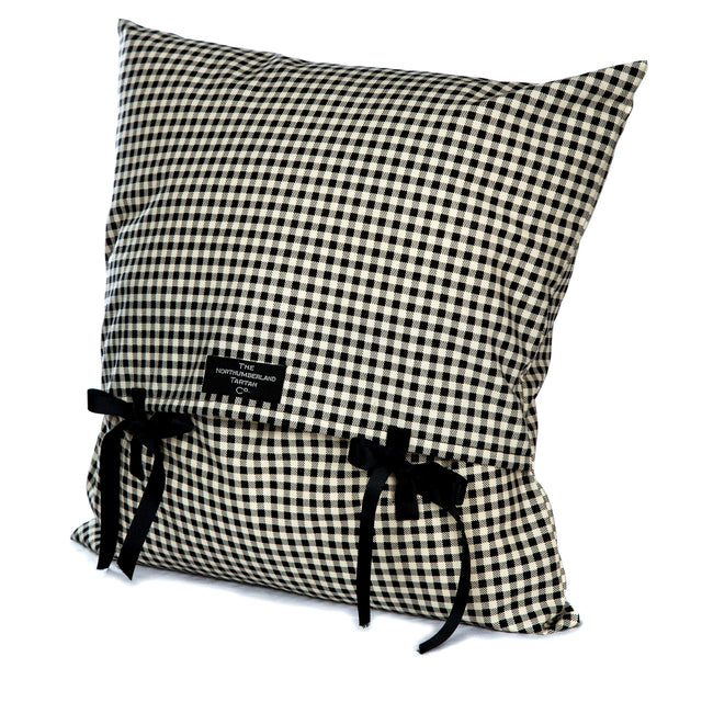Tartan Design Cushion Cover