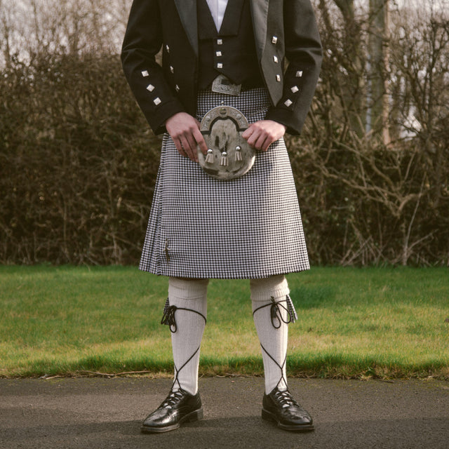 Kilt - Traditional 8 Yards