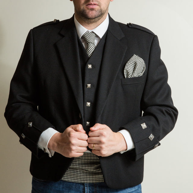 Argyll Jacket and Vest