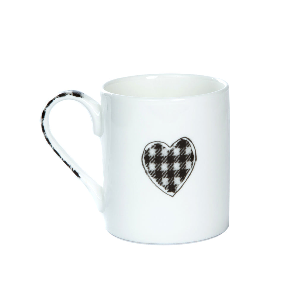 China Heart Mug - Single
