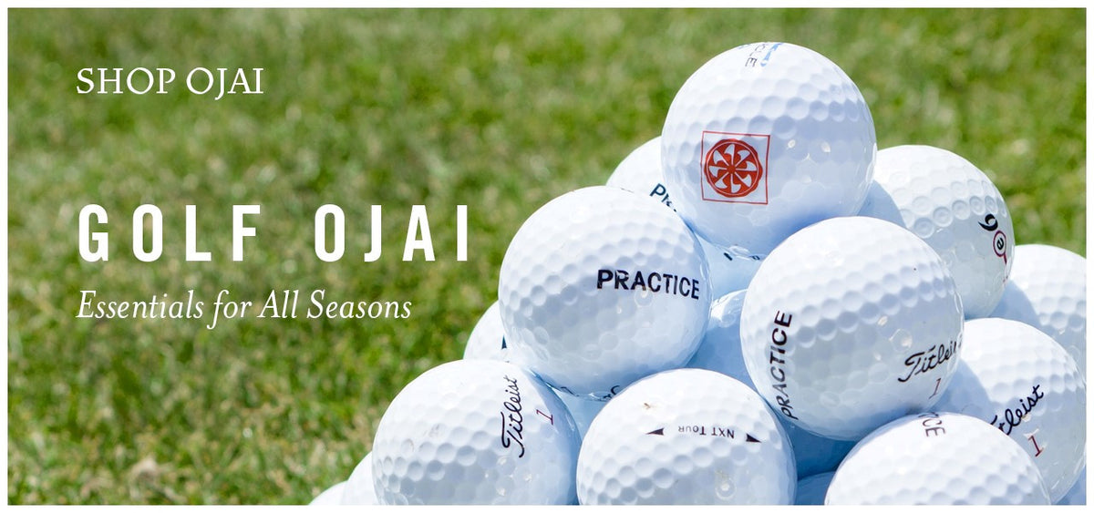 Shop Ojai Golf Products