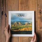 Ojai Coffee Table Book
