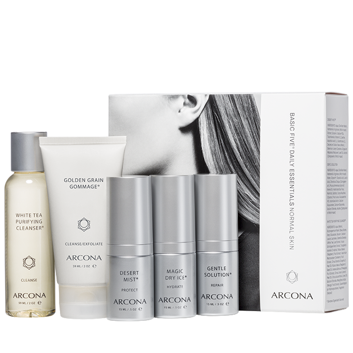 Modal Image - Arcona The Basic Five Normal Skin