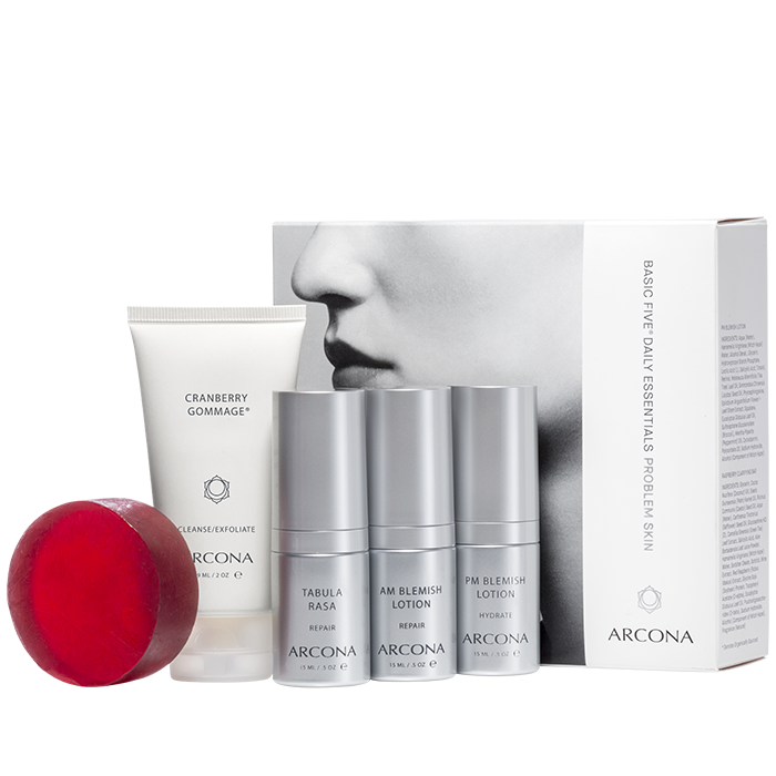 Arcona The Basic Five Problematic Skin