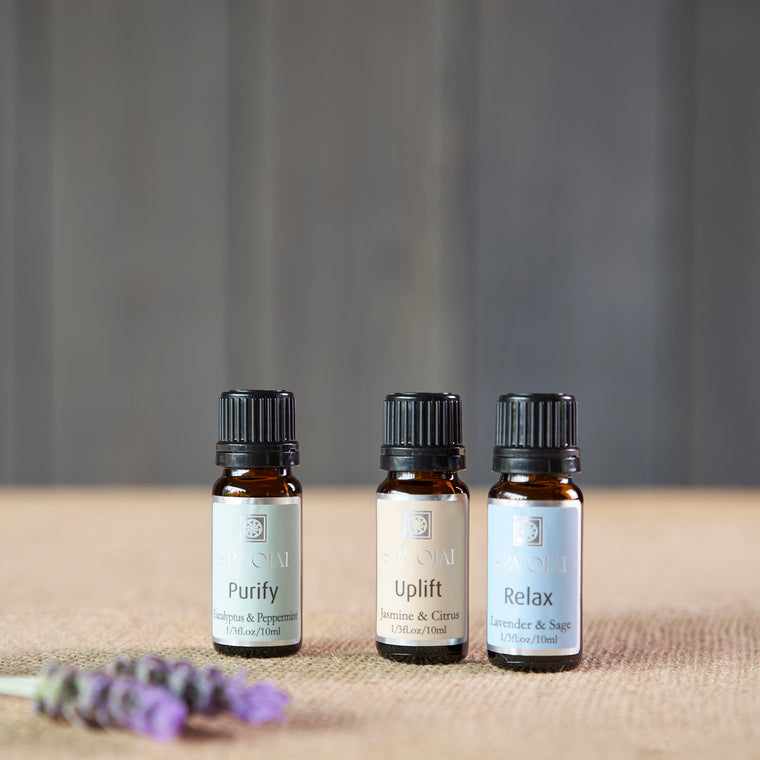 Spa Ojai Essential Oils