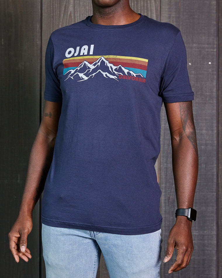 OJAI Mountain Tee - Relaxed Fit