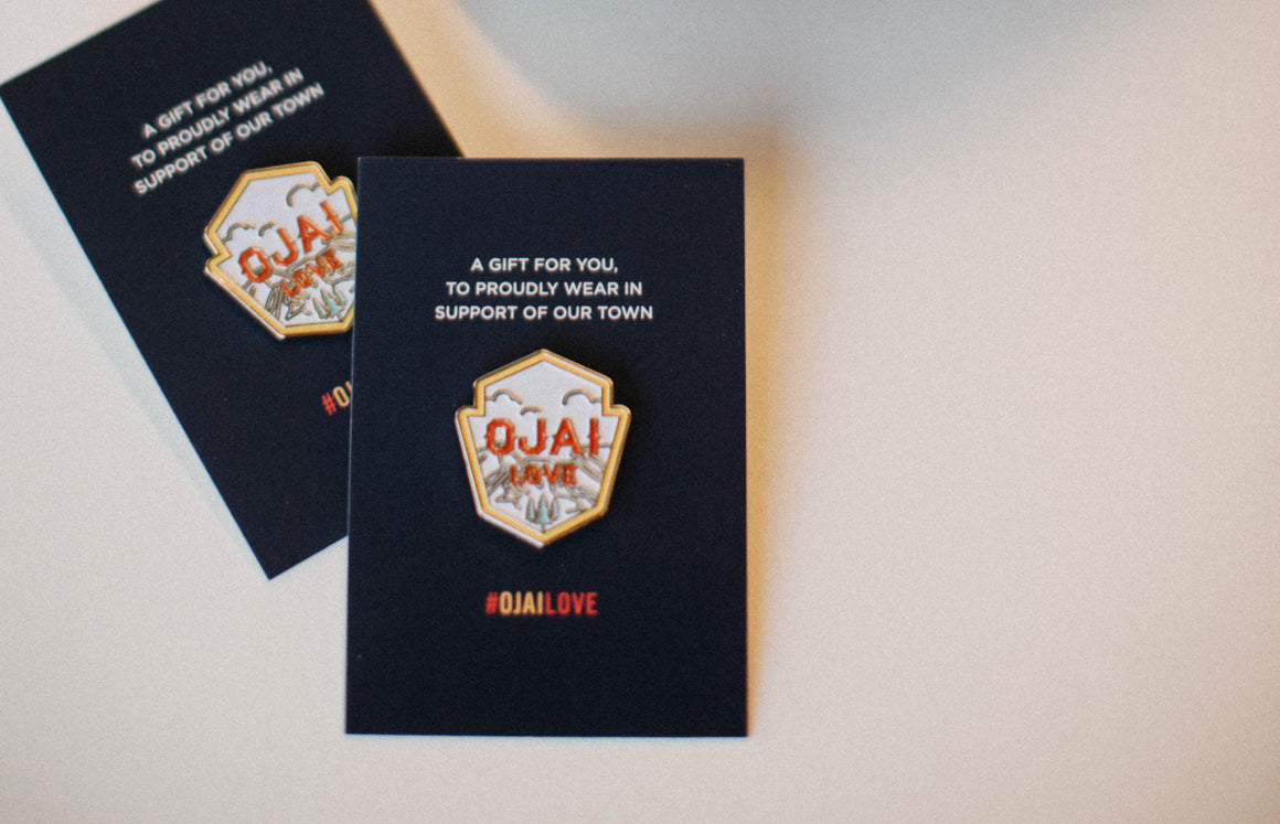 Modal Image - Ojai Love Pin