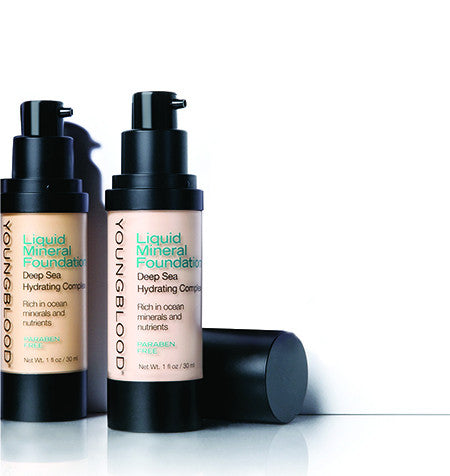 Modal Image - Liquid Mineral Foundation
