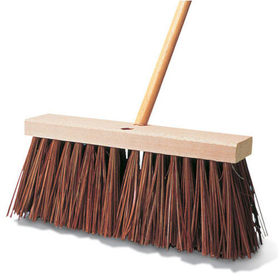 balai de rue rubbermaid 9b22, rubbermaid street broom